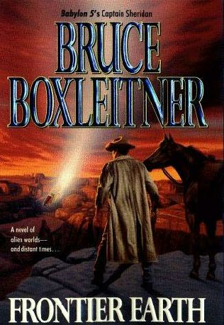 book cover of Frontier Earth