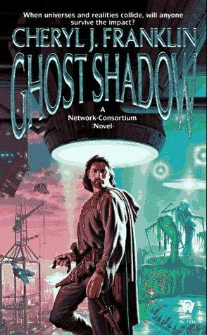 book cover of Ghost Shadow