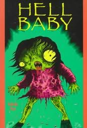 book cover of Hell Baby