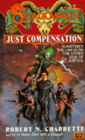 book cover of Just Compensation