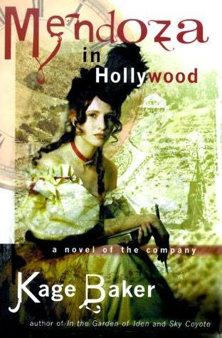 book cover of Mendoza in Hollywood
