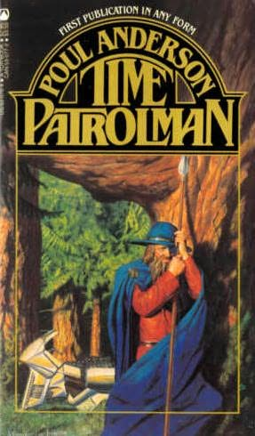book cover of Time Patrolman