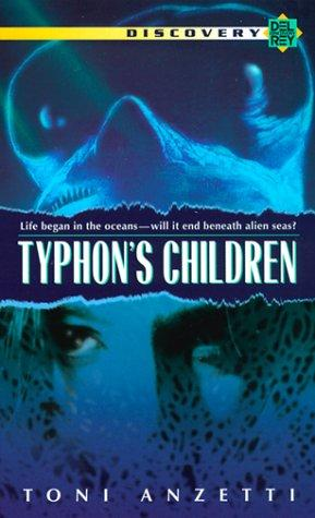 book cover of Typhon\'s Children