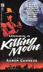 book cover of Under a Killing Moon