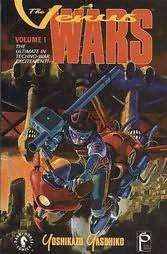 book cover of Venus Wars