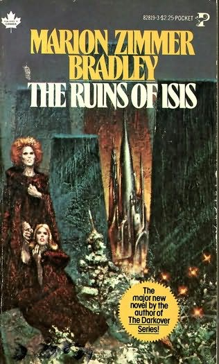 book cover of The Ruins of Isis
