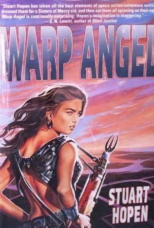 book cover of Warp Angel