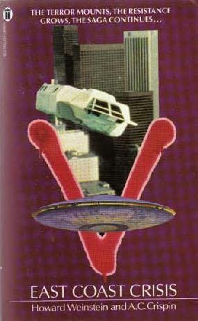 book cover of East Coast Crisis