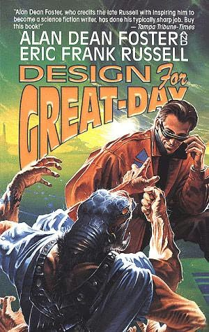 book cover of Design for Great-Day