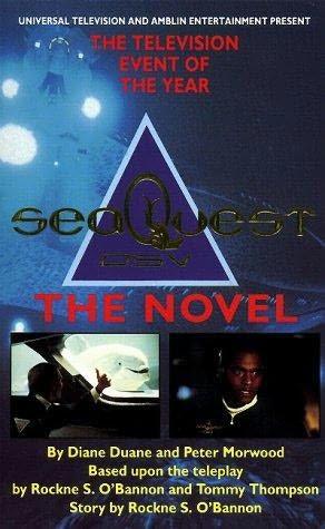 book cover of SeaQuest DSV