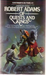 book cover of Of Kings and Quests