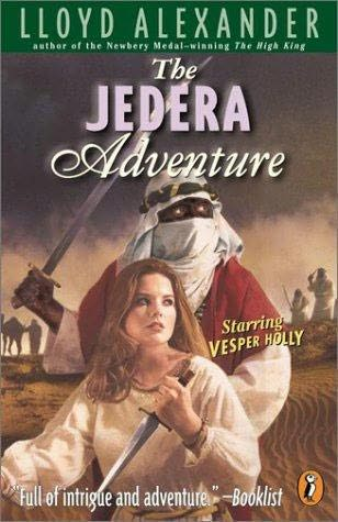 book cover of The Jedera Adventure