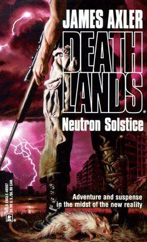 book cover of Neutron Solstice