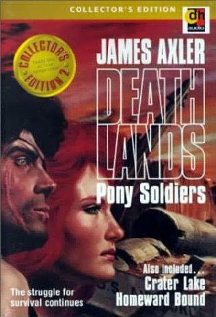book cover of Pony Soldiers