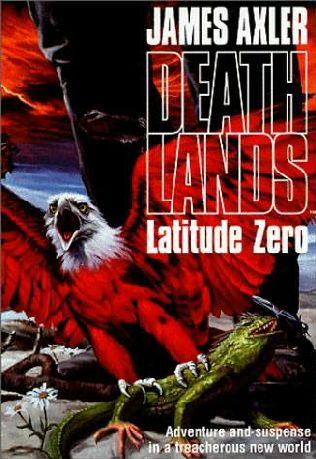 book cover of Latitude Zero