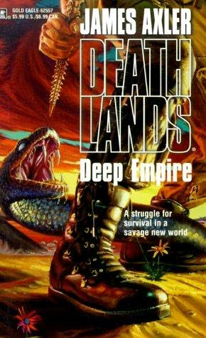 book cover of Deep Empire