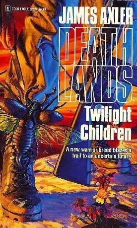 book cover of Twilight Children
