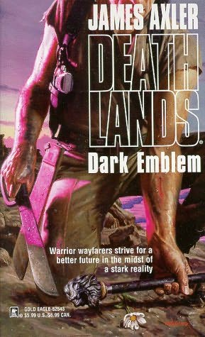 book cover of Dark Emblem
