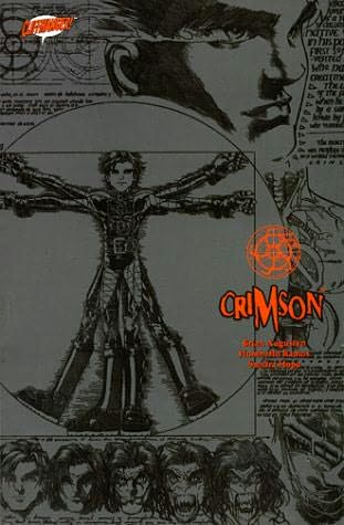 book cover of Crimson: A Tale of Loyalty and Loss