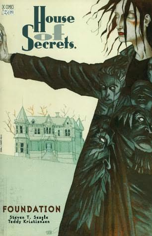 book cover of House of Secrets