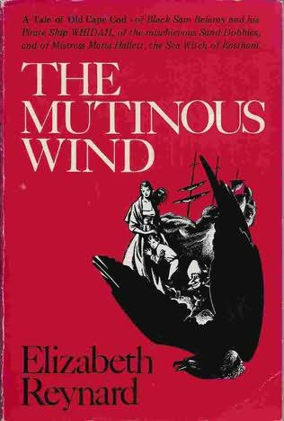 book cover of The Mutinous Wind