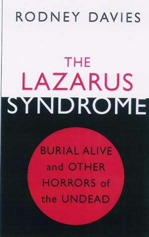 book cover of Lazarus Syndrome
