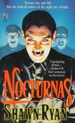book cover of Nocturnas
