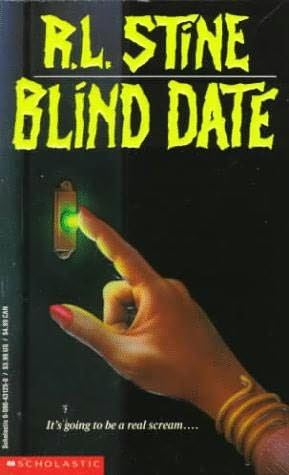 book cover of  Blind Date  by R L Stine