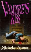 book cover of Vampire\'s Kiss