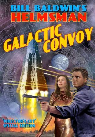 book cover of Galactic Convoy