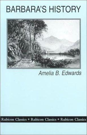 book cover of Barbara\'s History