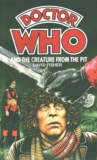 book cover of The Creature from the Pit