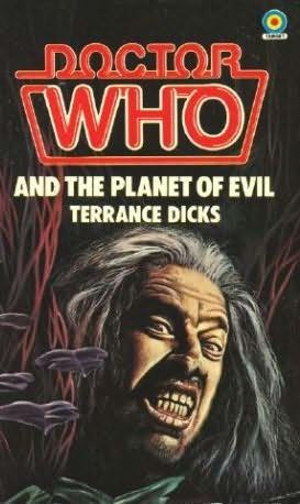book cover of The Planet of Evil