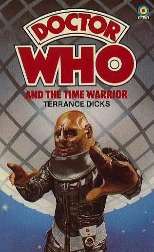 book cover of The Time Warrior
