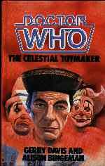 book cover of The Celestial Toymaker