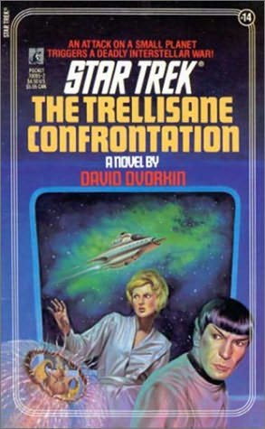 book cover of The Trellisane Confrontation