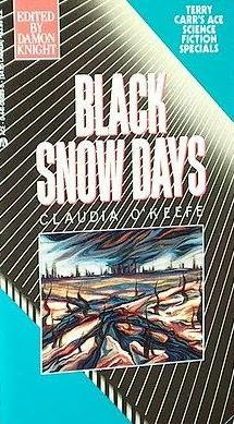 book cover of Black Snow Days