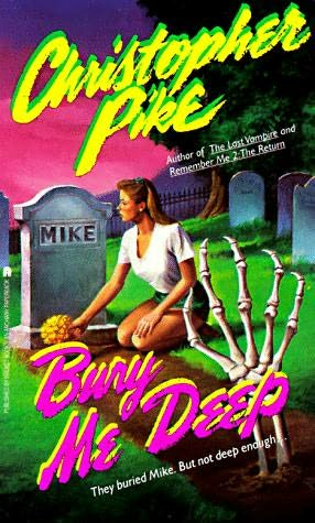 book cover of Bury Me Deep