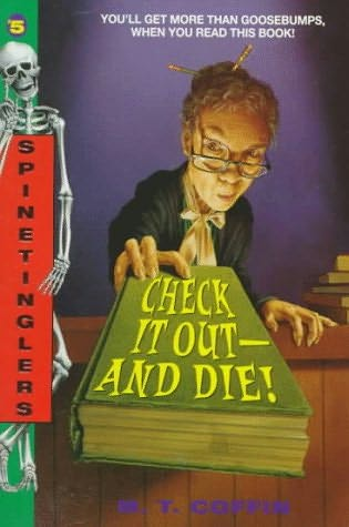 book cover of Check It Out-And Die!