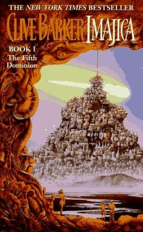 book cover of The Fifth Dominion