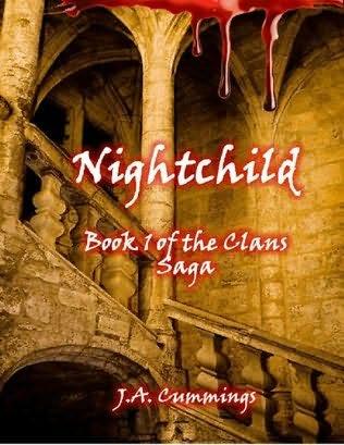 book cover of Nightchild