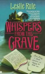 book cover of Whispers from the Grave
