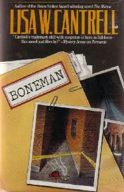book cover of Boneman