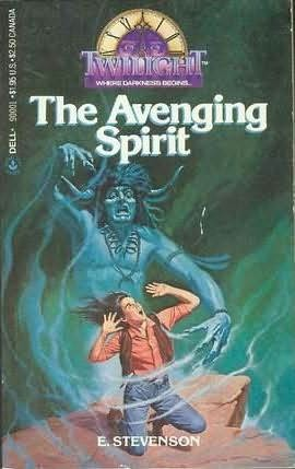 book cover of The Avenging Spirit