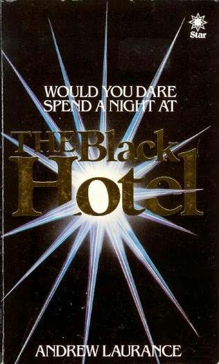 book cover of The Black Hotel