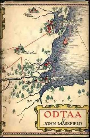 book cover of Odtaa