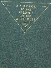 book cover of A Voyage to the Island of the Articoles