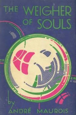 book cover of The Weigher of Souls