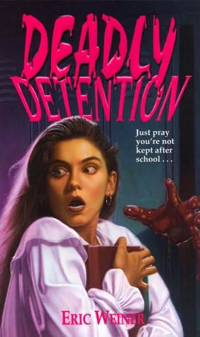 book cover of Deadly Detention