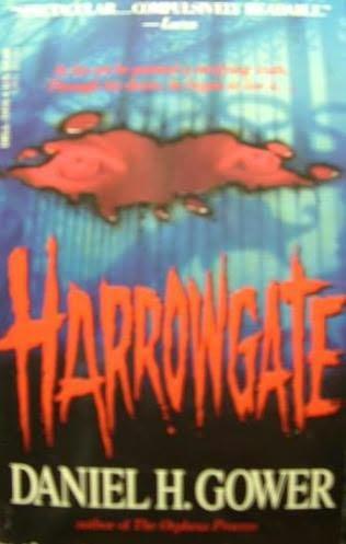 book cover of Harrowgate